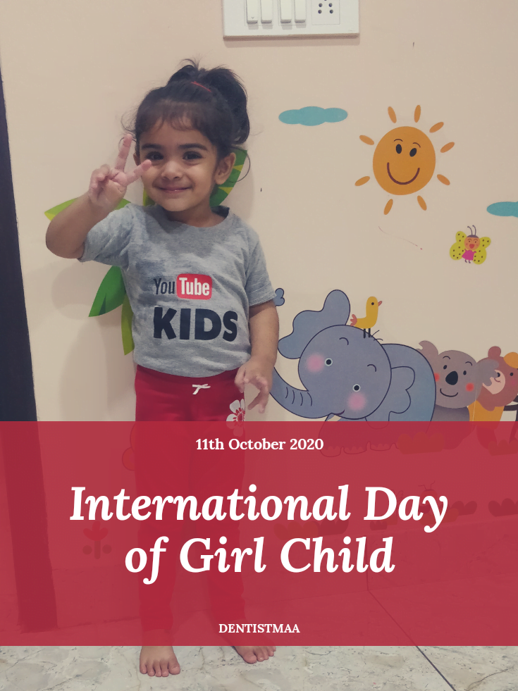 International Day of Girl Child 2020!