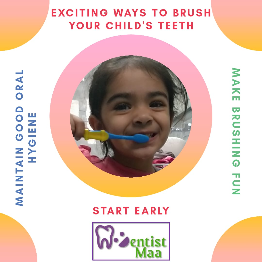10 Exciting ways to get your toddler to brush their teeth!!