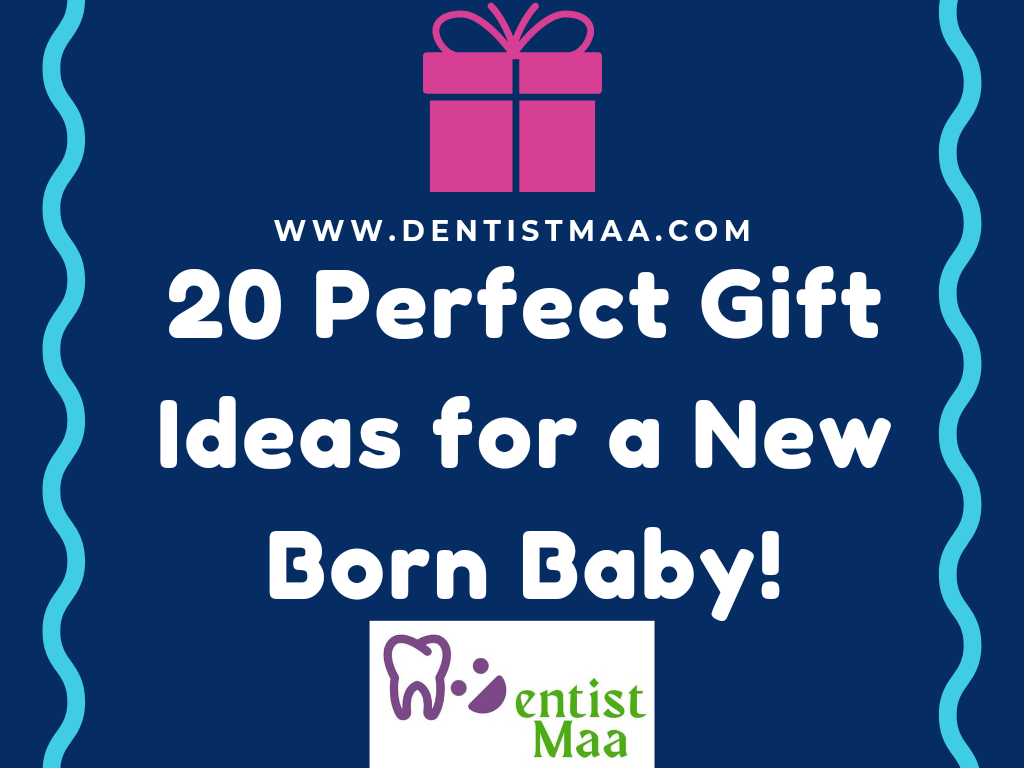 20 Perfect Gift ideas for a new born baby
