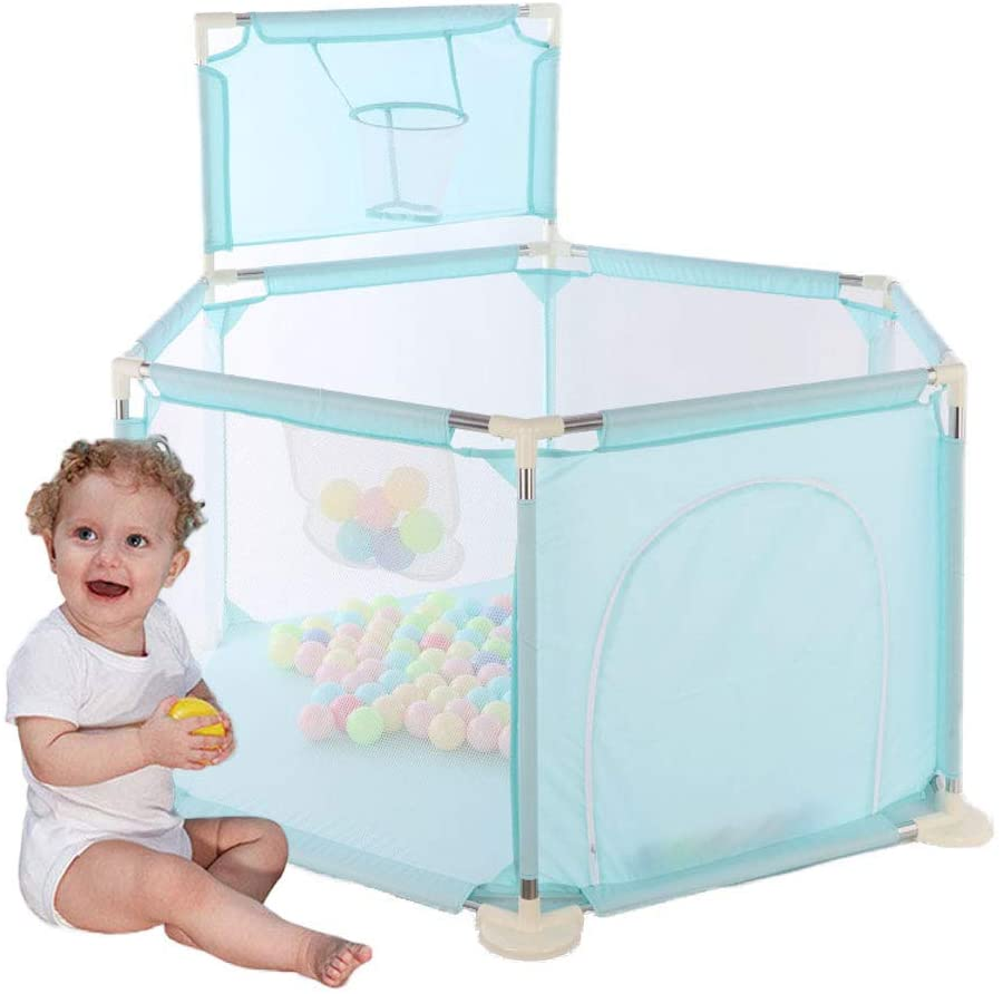 Play pen, for a safe space for your baby to play