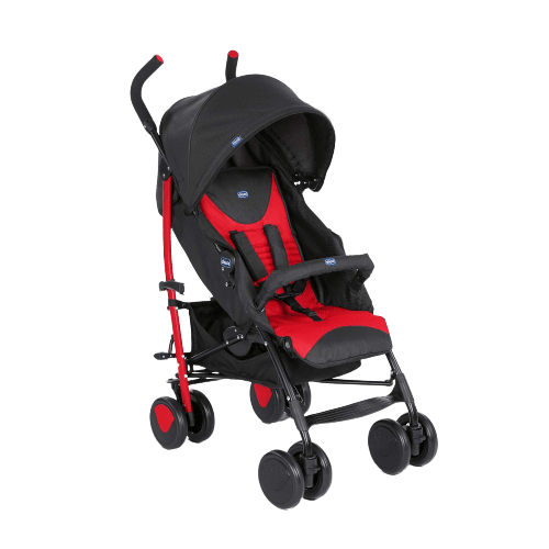 Pram or a stroller for a comfortable travel for you and your baby