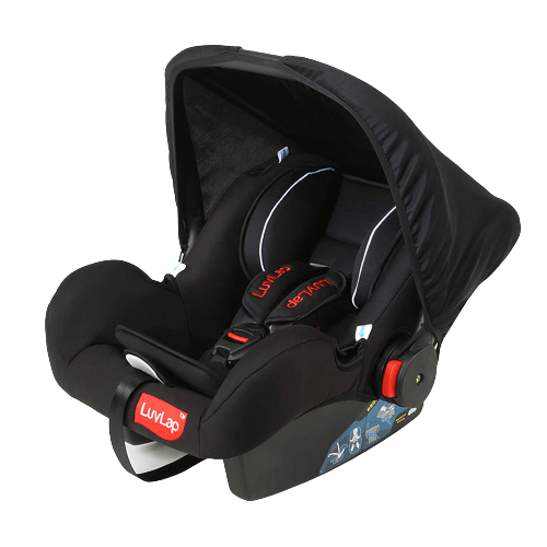 Car seat, a must for every baby who is travelling by car
