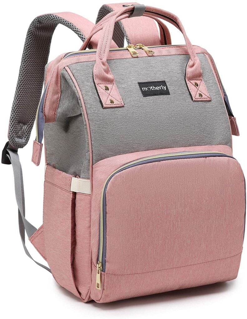 diaper bag, a must for every mom