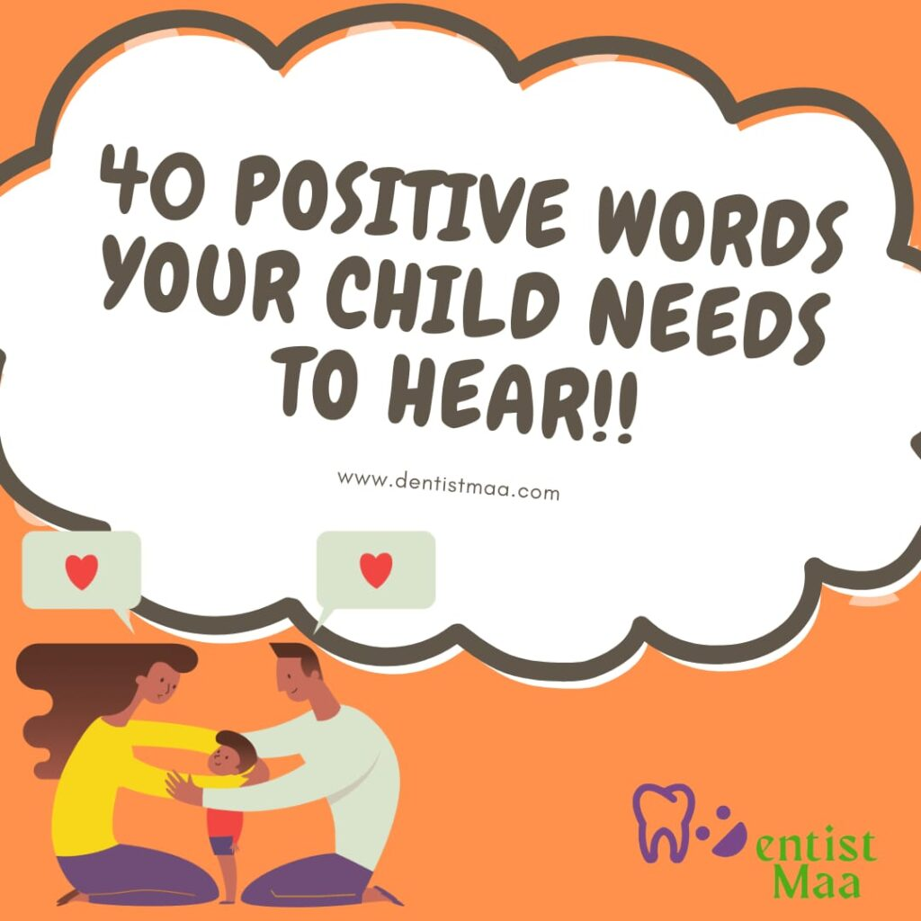 positive words for your kids